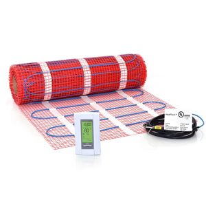 120V Electric Radiant Floor Heat Heating System by HeatTech