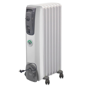 delonghi oil filled heater manual