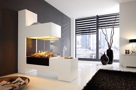How Electric Fireplaces Work