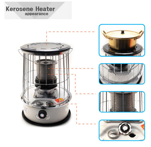 The 6 Best Kerosene Heaters - (Reviews & Buying Guide 2018)
