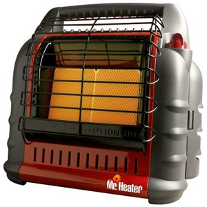 Mr. Heater Big Buddy Indoor Propane Heater
