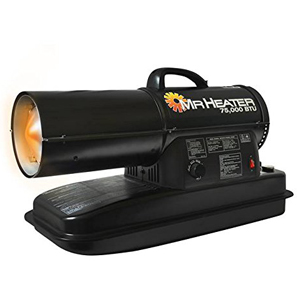 Mr. Heater F270270 Kerosene Forced Air Heater