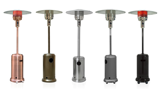 Patio-Heater-types