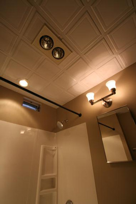 Ceiling Mounted Heaters Bathroom. Bathroom Ceiling Heater