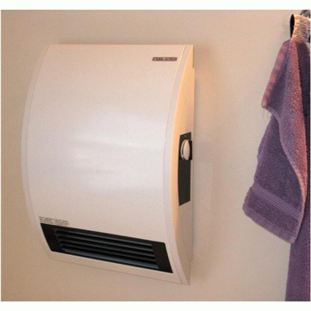 Best bathroom heaters reviews buying guide 2017 - Electric wall mounted heaters for bathrooms ...