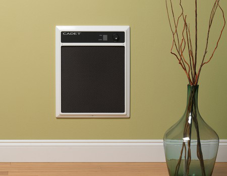 Attractive In Wall Electric Heater Safety Tips