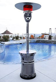 9 Best Outdoor Patio Heaters Reviews Heating Guide 2020
