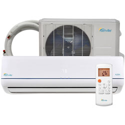 Senville 12000 BTU 22 SEER Split Air Conditioner and Heat Pump