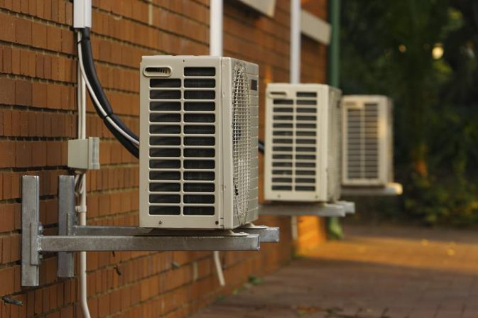 smallest air conditioners types