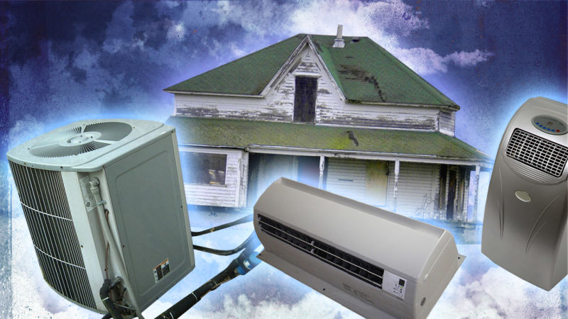 best smallest air conditioners