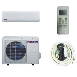 Pioneer Ductless Mini Split INVERTER Air Conditioner