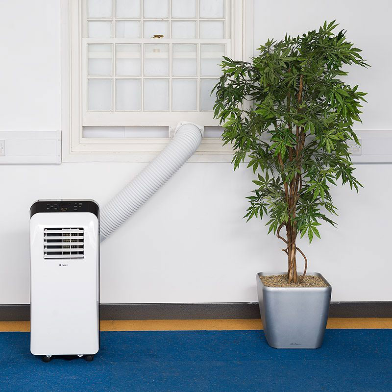How to make portable air conditioner quieter