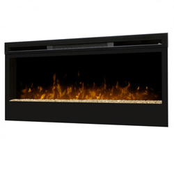 New -Dimplex BLF50 50-Inch Synergy Linear Wall Mount Electric Fireplace