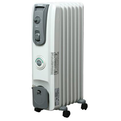 New -Delonghi MG7307CM Oil Filled Heater