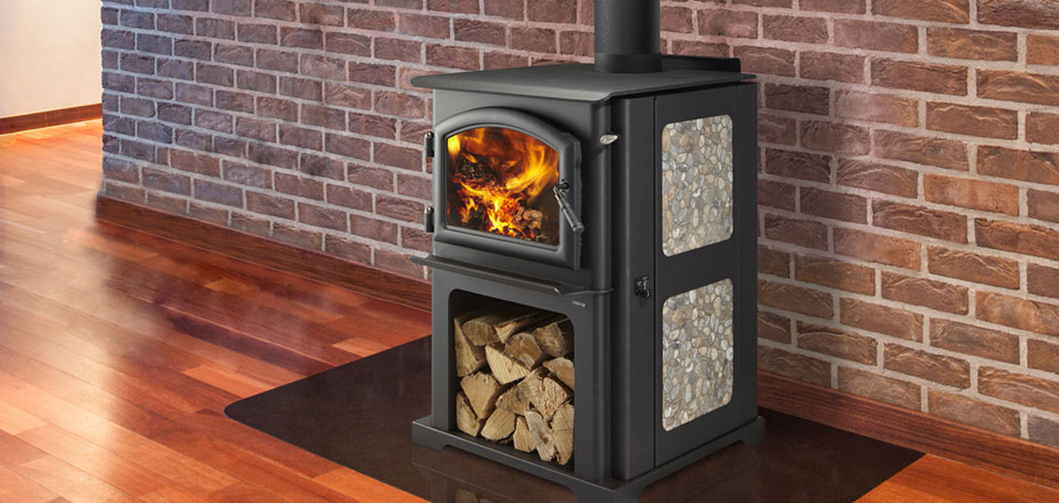 Astounding 7 Best Wood Burning Stoves Reviews Buying Guide 2019 Home Interior And Landscaping Eliaenasavecom