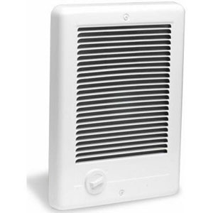 Cadet CSC152TW Com-Pak 1500-Watt, 240V complete wall heater with thermostat
