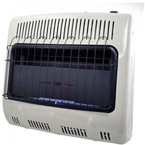 Mr. Heater, Corporation F299735 Natural Gas Heater
