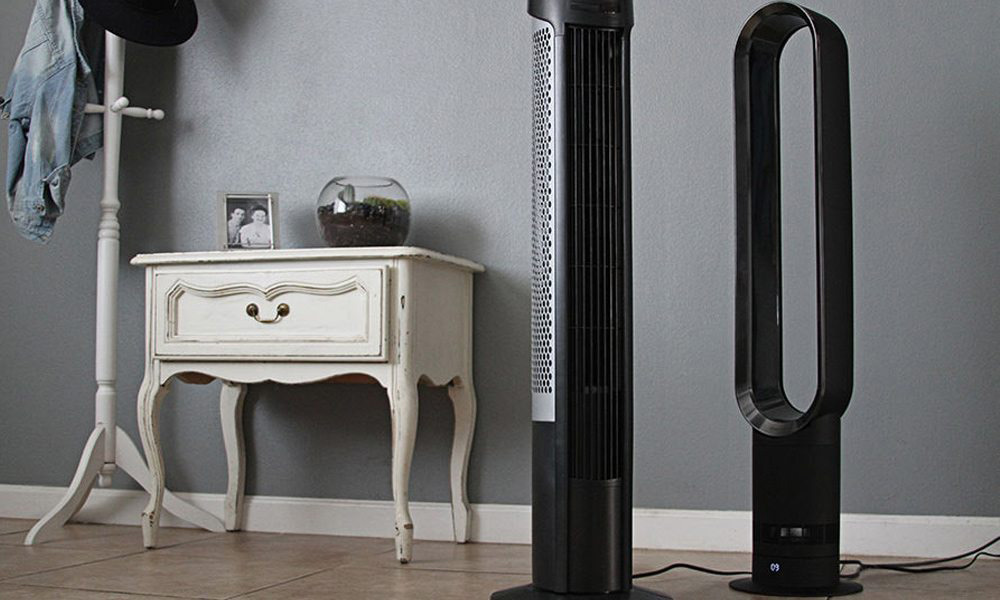 13 Best Tower Fans - (Reviews & Ultimate Buying Guide 2019)