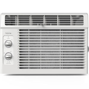 hOmeLabs Window Air Conditioner - 5000 BTU AC Unit