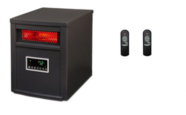 Lifesmart Large Room 6 Element Infrared Heater Reviews