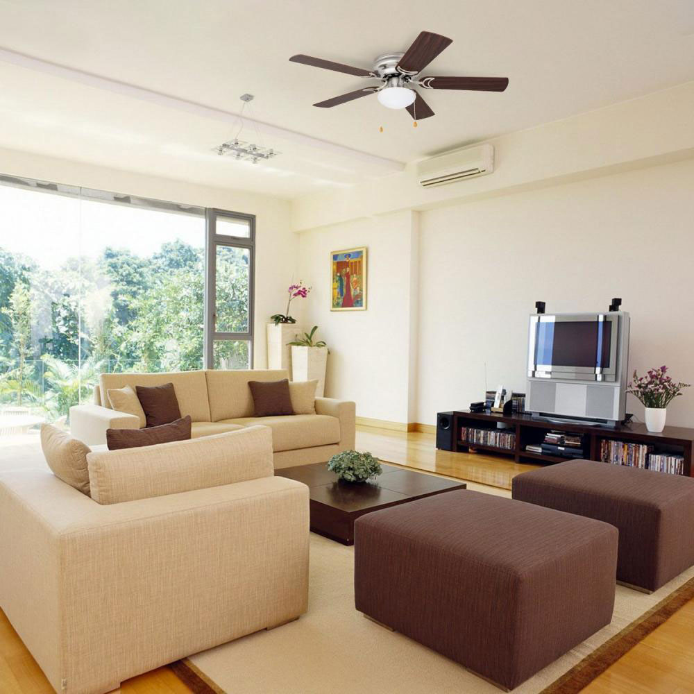 Best Ceiling Fan For Large Great Room: (Reviews Of Small & Large Room Fans