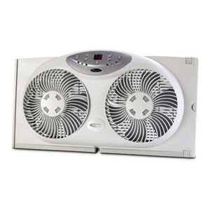 Bionaire BW2300-N Twin Reversible Airflow Window Fan