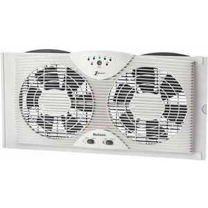 Holmes HAWF2043 Dual Blade Twin Window Fan