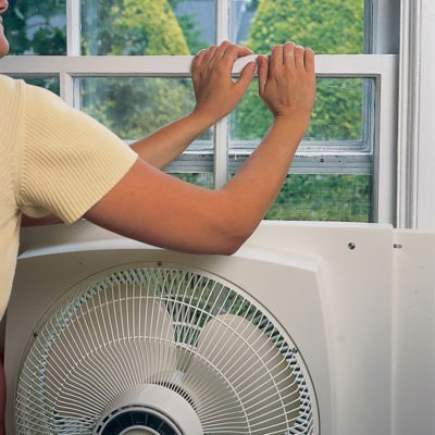 How to install Window Fan