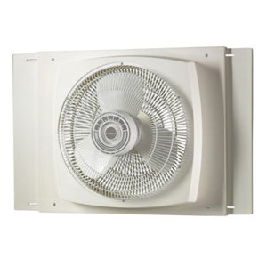 Lasko 2155A 16″ Electrically Reversible Window Fan