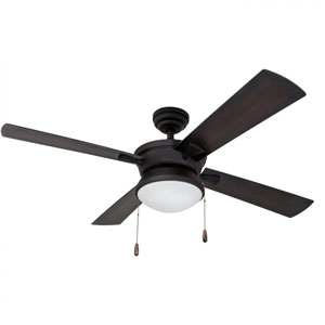 "Prominence Home 50345-01 52"" Auletta Outdoor Ceiling Fan"
