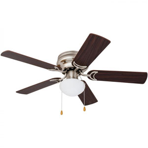 "Prominence Home Low Profile 42"" Ceiling Fan"