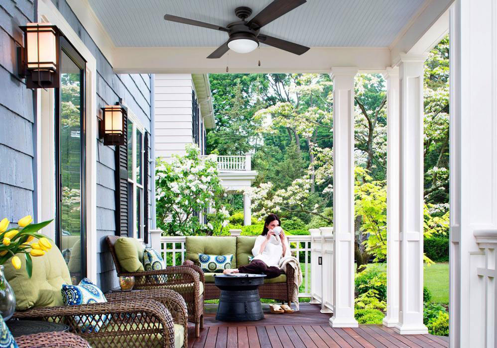 Astonishing 12 Best Outdoor Ceiling Fans Small Large Models 2019 Interior Design Ideas Inesswwsoteloinfo