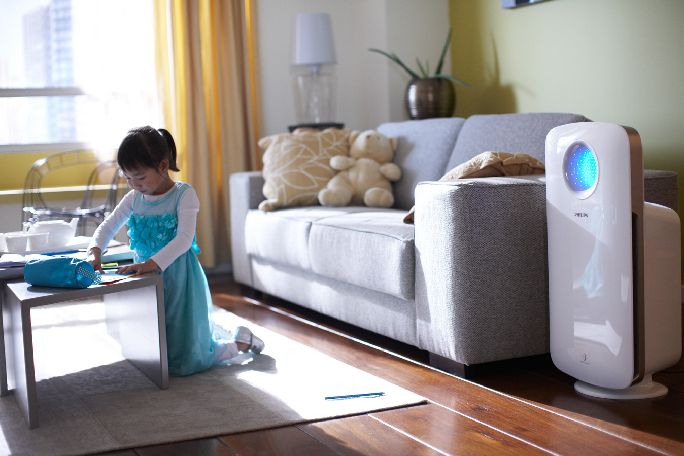 Benefits of Air Purifiers for Allergies