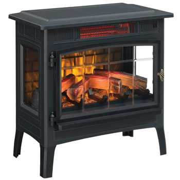Duraflame Electric Infrared Quartz Fireplace Stove