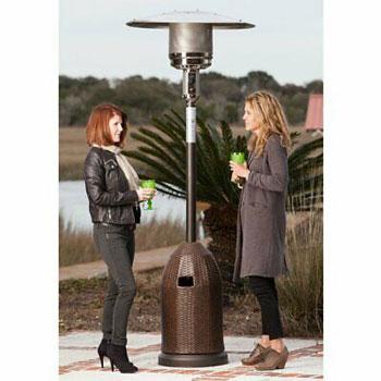 Fire Sense 46,000 BTU Commercial Patio Heater