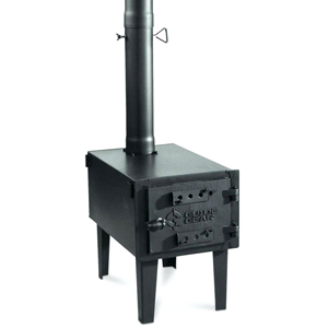 Guide Gear Outdoor Wood Burning Stove