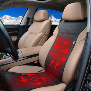 KINGLETING 12-Volt Heated Seat Cushion