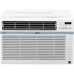 LG Window Air Conditioner with Wi-Fi