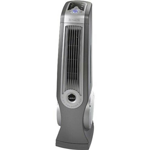 "Lasko #4930 35"" Remote Control Oscillating High-Velocity Fan"