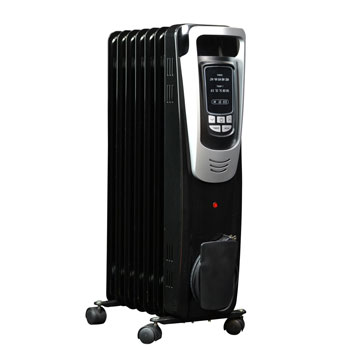 NewAir Electric Oil-Filled Space Heater