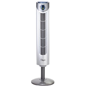 Ozeri Ultra Wind Adjustable Oscillating Tower Fan