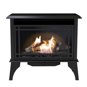Pleasant Hearth Vent-Free Gas Stove