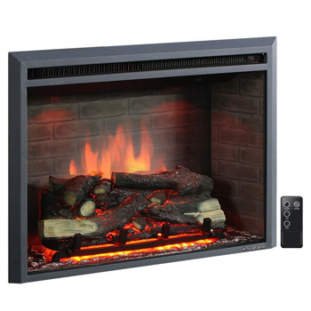 PuraFlame Electric Fireplace Insert