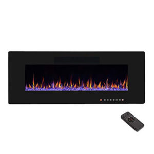 R.W.FLAME Electric Fireplace