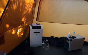 Best Tent Air Conditioners For Camping Amp Fans Reviews