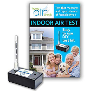 Home Air Check Indoor Air Quality Test