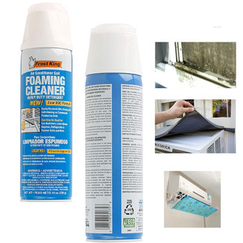 Frost King ACF19 Air Conditioner Coil Foam Cleaner