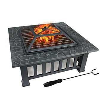 LEMY Outdoor Fire Pit
