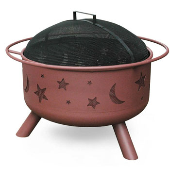 Landmann 28335 Big Sky Stars and Moons Fire Pit