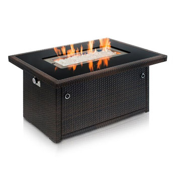 Outland Living Series Outdoor Propane Gas Fire Pit